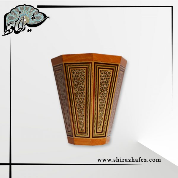 سطل زباله خاتم کاری شده ، بسیاز زیبا و مناسب برای هدیه دادن و استفاده ی کاربردی . خرید انلاین از فروشگاه ااینترنتی شیراز حافظ .