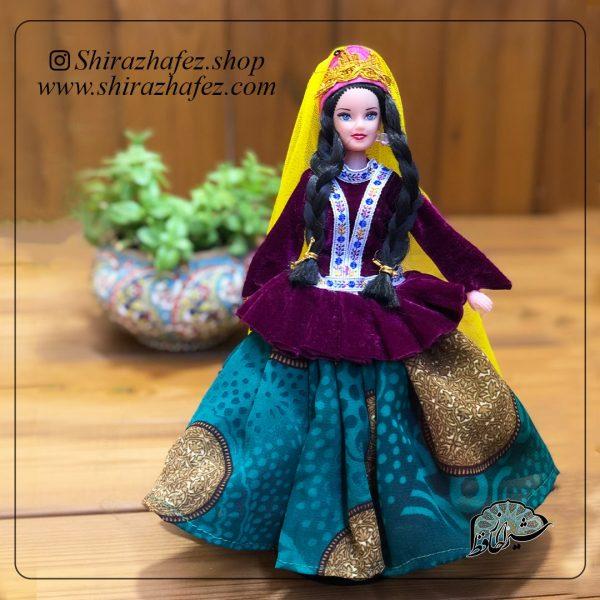 عروسک آذریعروسک سازی از هنرهای فانتزی و جذاب است.عروسک انواع مختلفی دارد که از یکی از آنها عروسک سازی با پارچه از رواج ترین اقسام ساخت عروسک است.