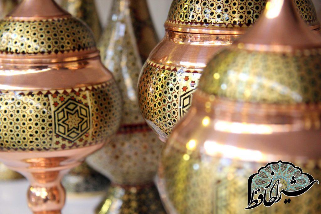 خاتم کاری شیراز - فروشگاه